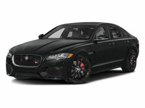 2018 Jaguar XF XF S RWD