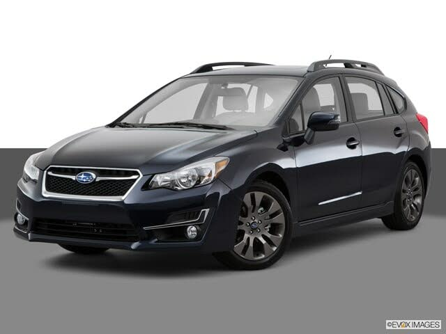 2015 Subaru Impreza 2.0i Sport Limited Hatchback