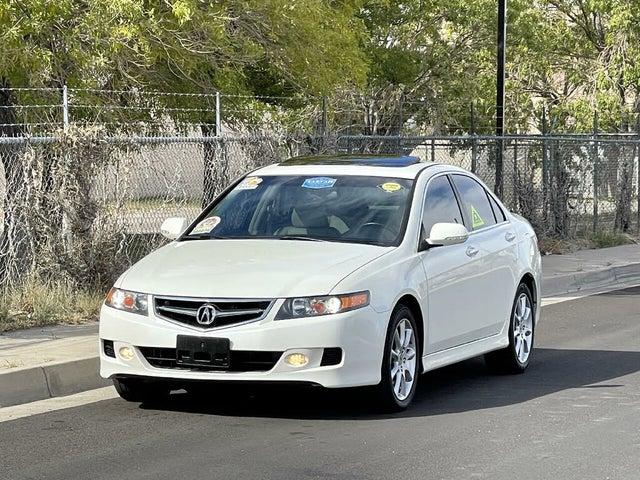 2006 Acura TSX Sedan FWD with Navigation