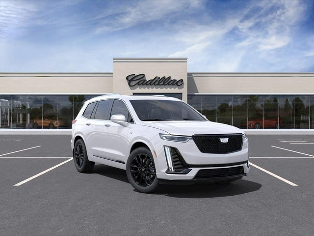 2022 Cadillac XT6 Premium Luxury AWD