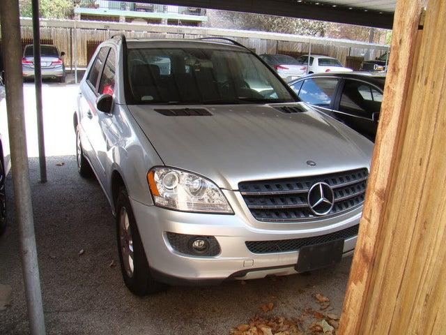 2007 Mercedes-Benz M-Class ML 350 4MATIC