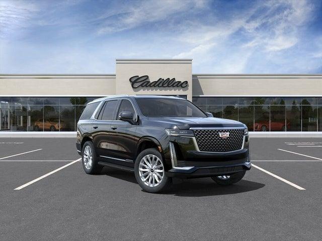 2021 Cadillac Escalade Luxury 4WD