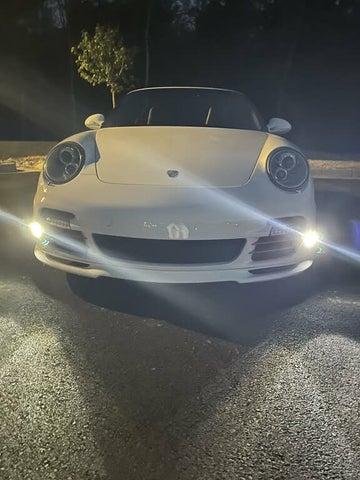 2012 Porsche 911 Turbo S Cabriolet AWD