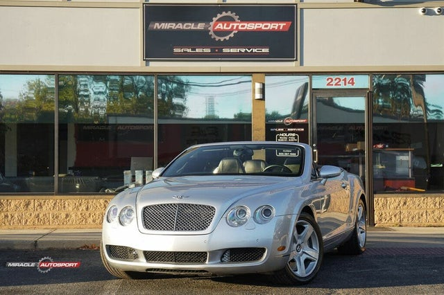 2007 Bentley Continental GTC W12 AWD