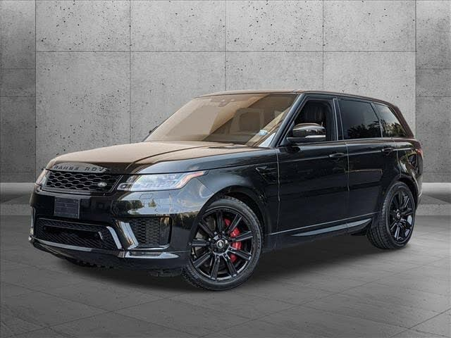 2020 Land Rover Range Rover Sport V6 HST 4WD