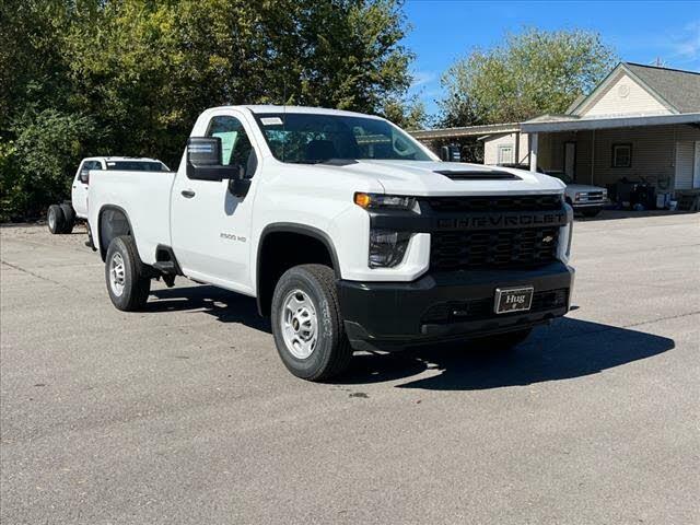 2021 Chevrolet Silverado 2500HD Work Truck LB RWD