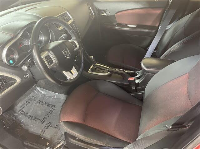 2011 Dodge Avenger Heat FWD