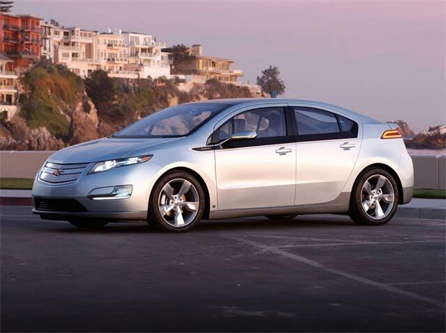 2013 Chevrolet Volt FWD