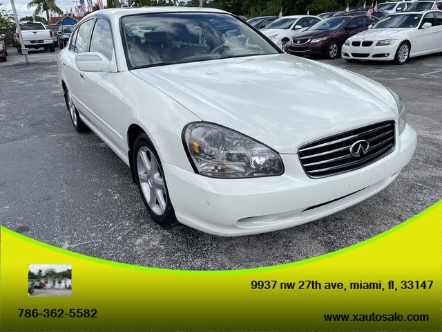 2003 INFINITI Q45 Luxury RWD