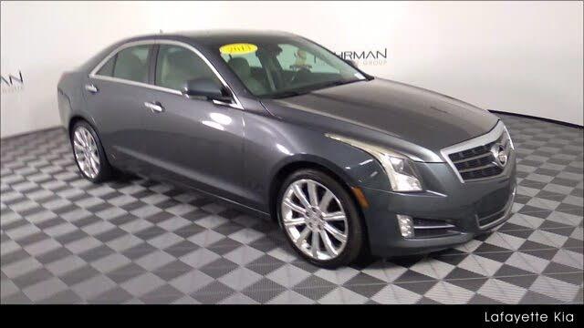 2013 Cadillac ATS 3.6L Premium AWD
