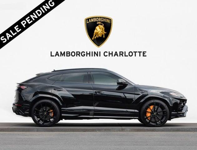 2020 Lamborghini Urus 4WD
