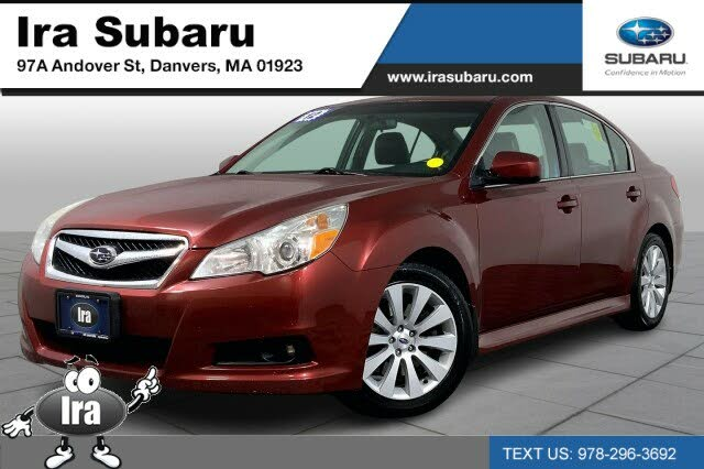 2012 Subaru Legacy 3.6R Limited