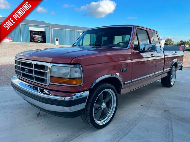 1994 Ford F-150 XLT Extended Cab SB