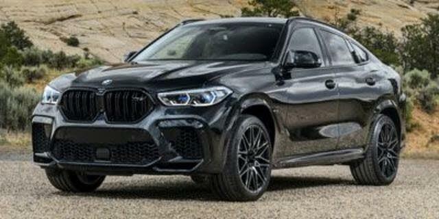 2022 BMW X6 M AWD