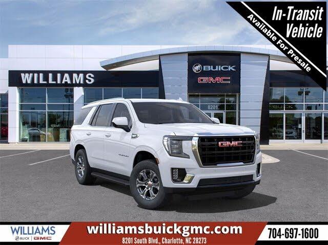 2021 GMC Yukon SLE RWD