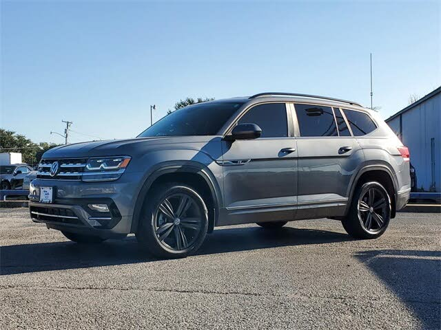 2020 Volkswagen Atlas 3.6L SE 4Motion AWD