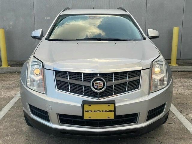 2012 Cadillac SRX FWD