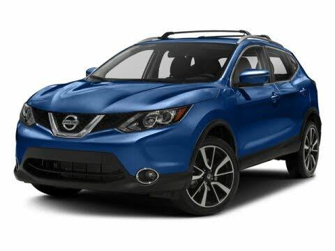 2018 Nissan Rogue Sport SL FWD