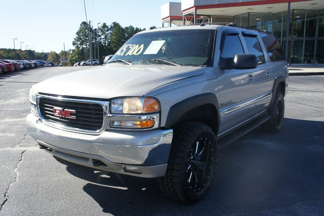 2005 GMC Yukon XL 2500 SLT 4WD