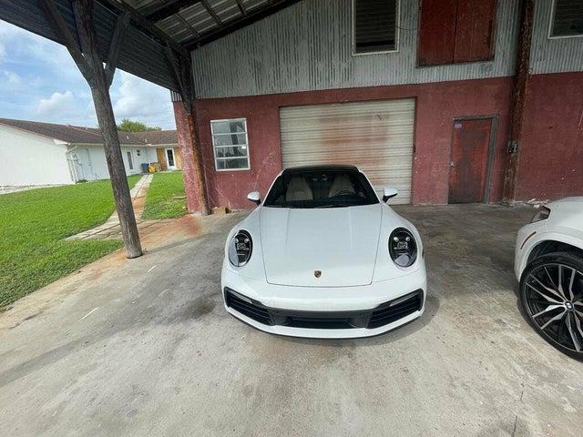 2021 Porsche 911 Carrera 4 Coupe AWD