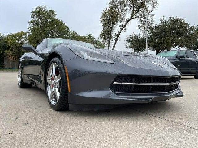 2014 Chevrolet Corvette Stingray 2LT Coupe RWD