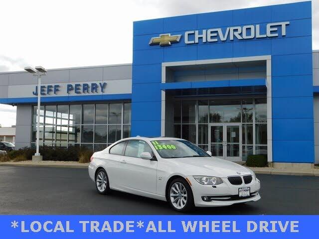 2011 BMW 3 Series 335i xDrive Coupe AWD