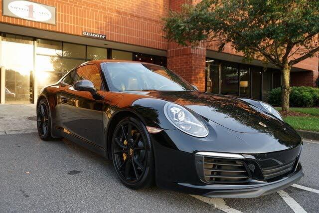 2018 Porsche 911 Carrera T Coupe RWD