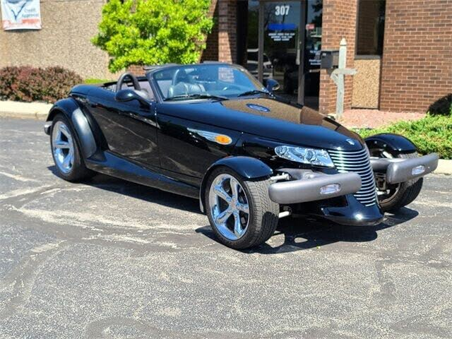 1999 Plymouth Prowler 2 Dr STD Convertible
