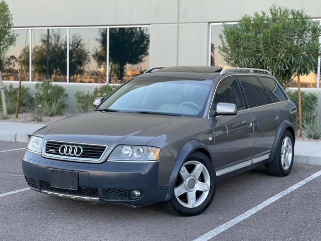 2004 Audi Allroad 2.7T quattro Wagon AWD