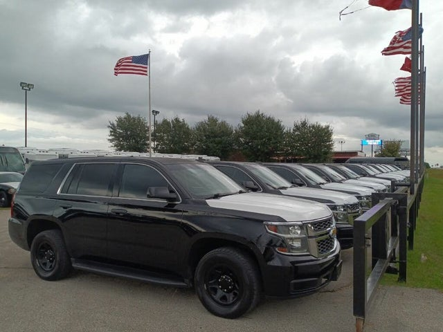 2013 Chevrolet Tahoe Police RWD