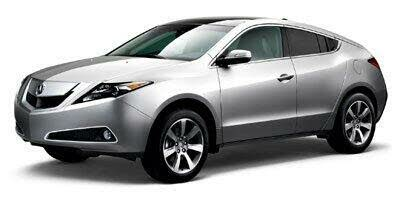 2012 Acura ZDX SH-AWD with Advance Package