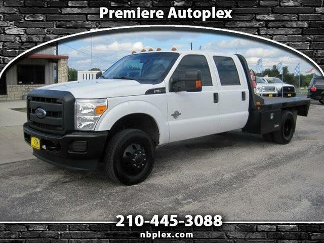 2016 Ford F-350 Super Duty Chassis XL Crew Cab DRW 4WD