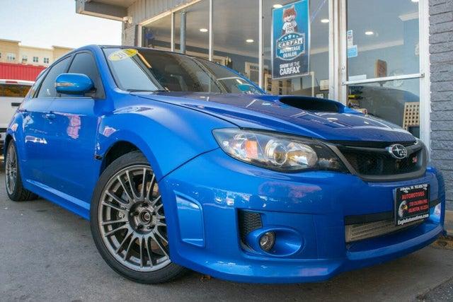 2011 Subaru Impreza WRX STI Hatchback AWD