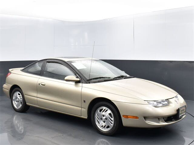 2000 Saturn S-Series 3 Dr SC2 Coupe