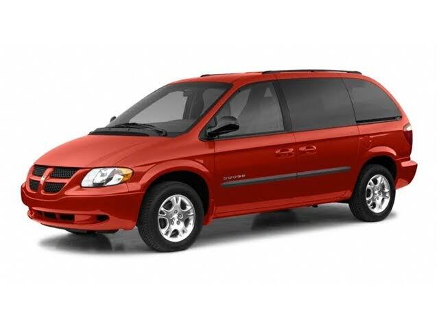 2002 Dodge Caravan eC FWD