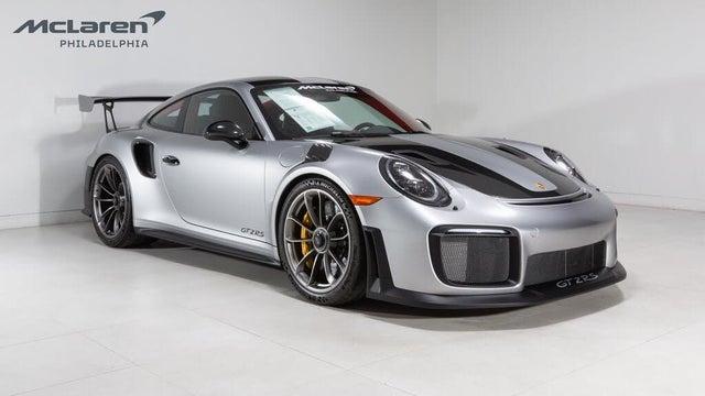 2018 Porsche 911 GT2 RS Coupe RWD
