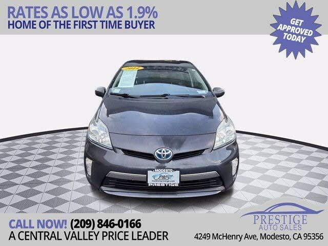 2014 Toyota Prius Plug-In Advanced