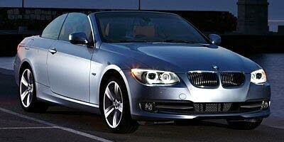 2012 BMW 3 Series 335is Convertible RWD