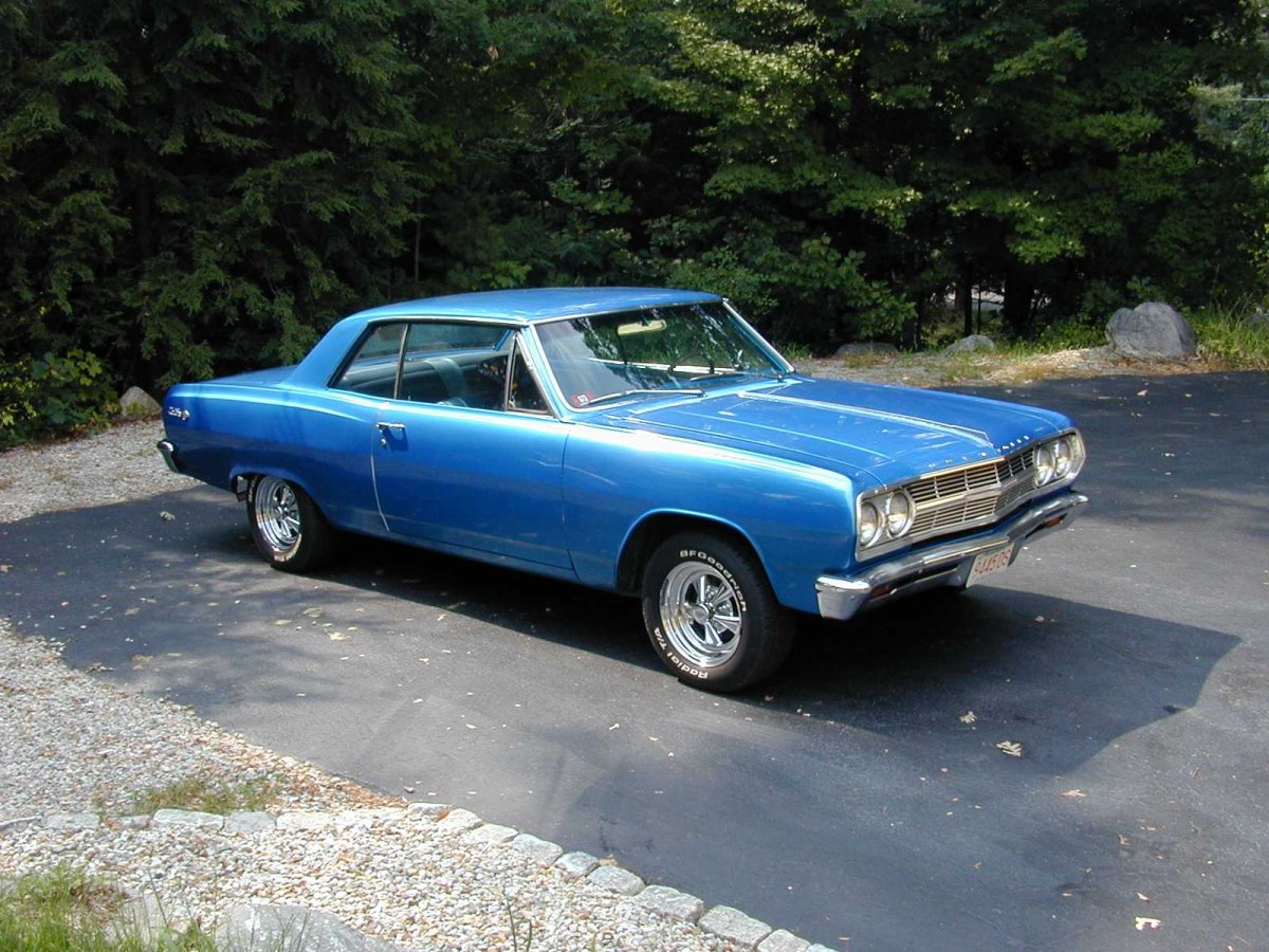 1965 Chevrolet Chevelle Overview