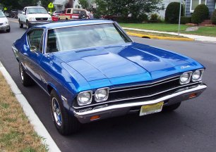 1968 Chevrolet Chevelle, Picture of 1968 Chevy Chevelle, exterior