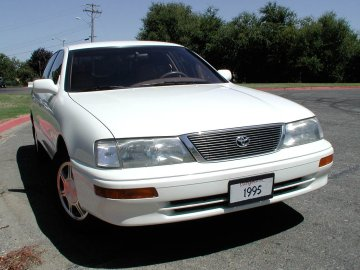 Picture of 1995 Toyota Avalon, exterior