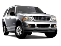2005 Ford Explorer Overview