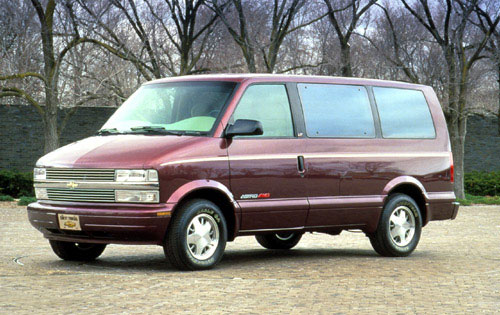 1996 Chevrolet Astro Picture Gallery