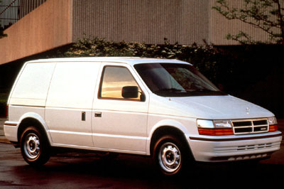 1992 Dodge Caravan Overview