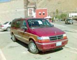 1992 Dodge Grand Caravan Overview