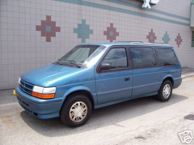 1994 Dodge Grand Caravan, Picture of 1993 Grand Caravan 3 Dr ES Passenger Van Extended