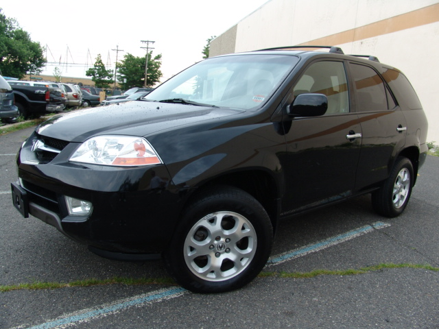 2001 Acura MDX Picture Gallery