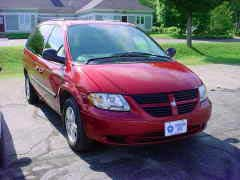 1996 Dodge Grand Caravan Picture Gallery