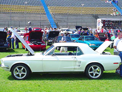 1968 Ford Mustang, Picture of 1968 Mustang