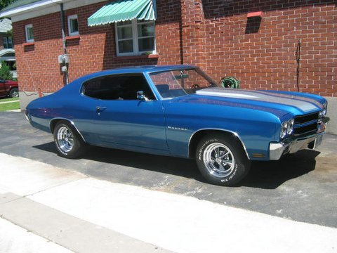 1970 Chevrolet Chevelle, Picture of 1970 Chevelle